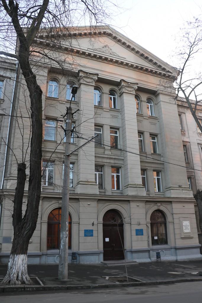 Odessa Mühendislik ve Mimarlık Akademisi