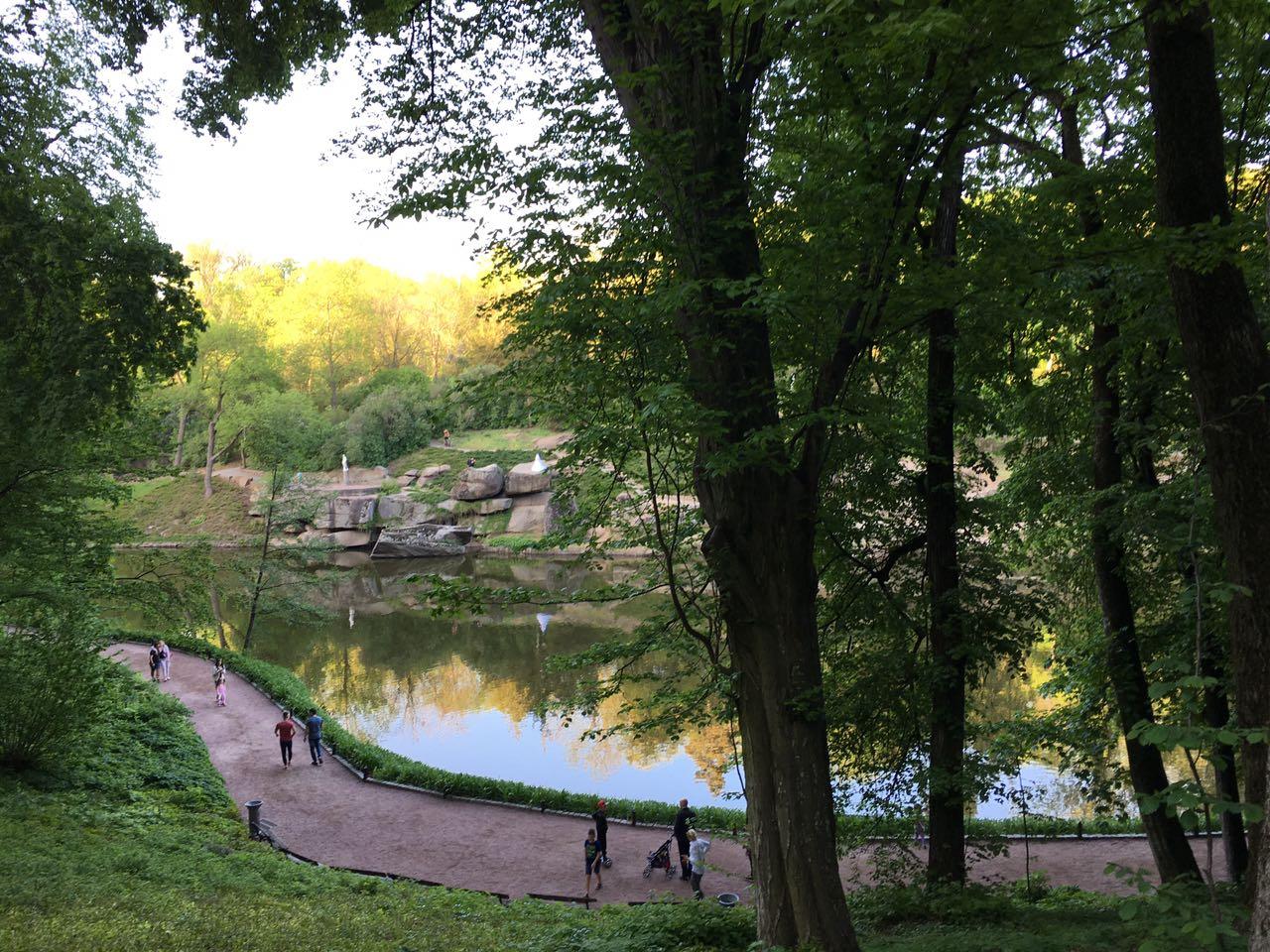 2017 yılı ilkbahar Babil Eğitim Ukrayna gezisi